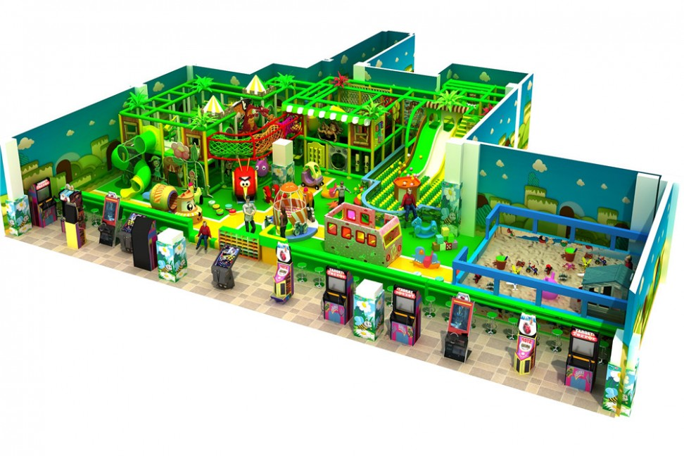Indoor Play Centre Nearby