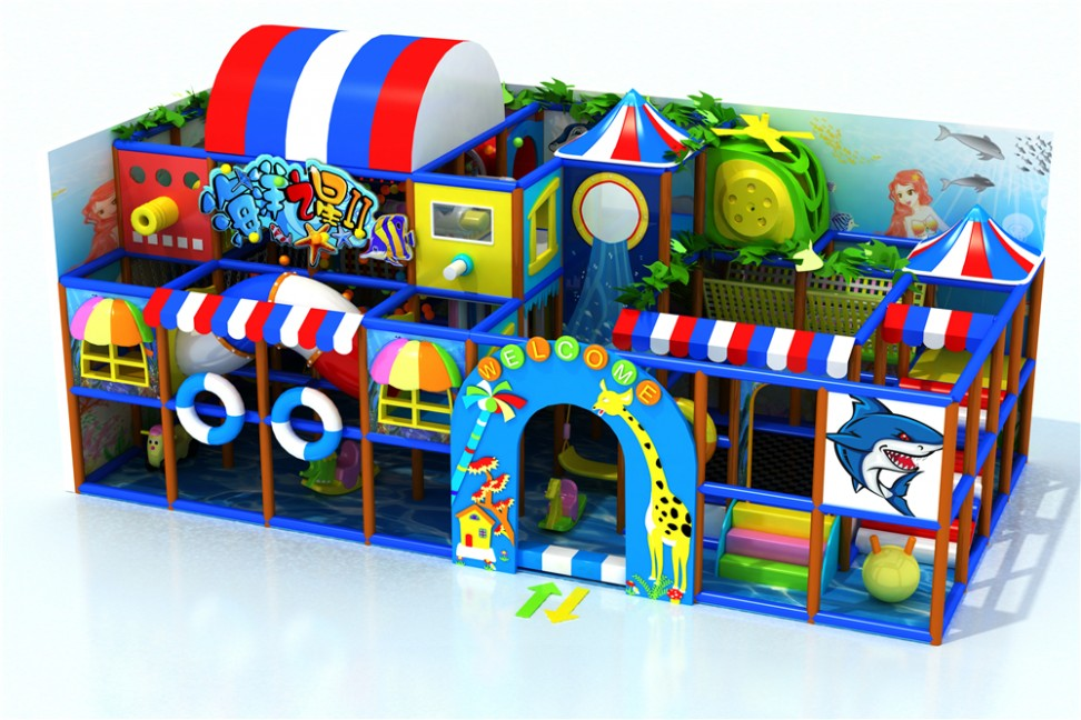 Indoor Play Centre For Sale