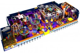 Space Kids Playground