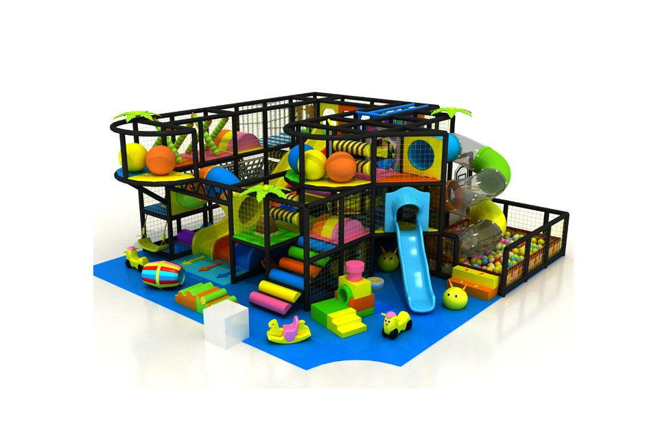 Commercial Indoor Playground Equipment Manufacturer