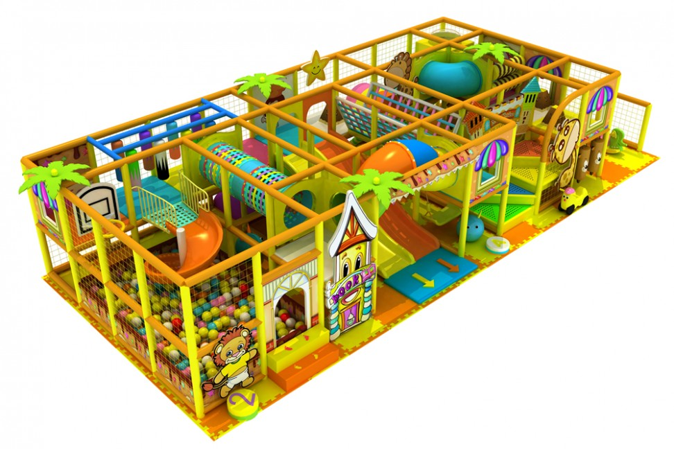 Indoor Play Equipment For Sale