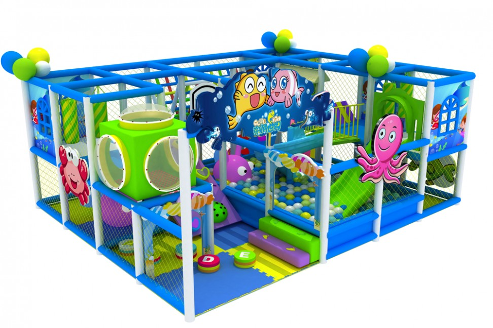 Funny Baby Jungle Gym