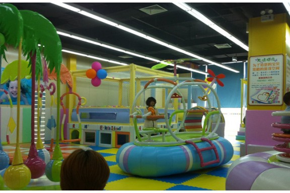 Indoor Playgrounds Etobicoke