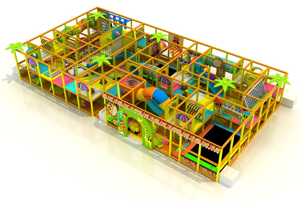 Manufacturer Of Indoor Playground Equipment Angel