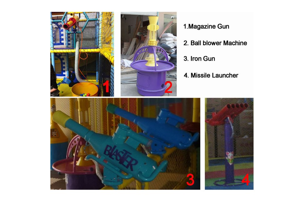 Playground Equipment Indoor