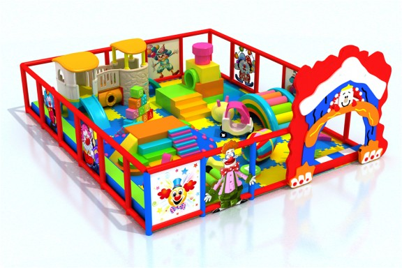 kids indoor soft play