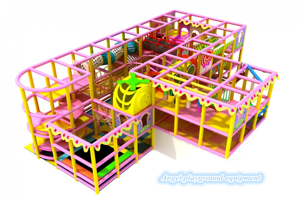 Candy series indoor playground