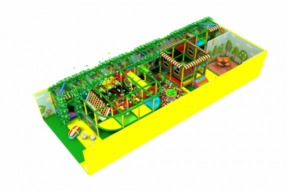 small indoor jungle gym for kids