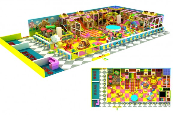 soft play equipment