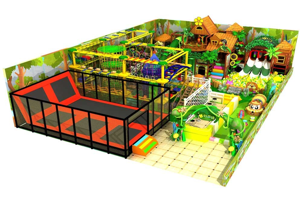 Indoor Play Equipment For Sale| Commercial Manufacturer