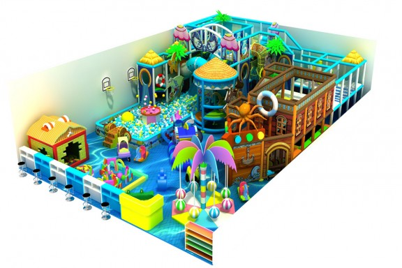 indoor playground miami