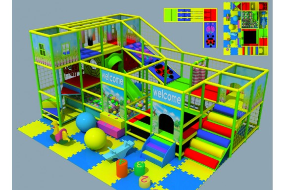 Indoor Children's Playground