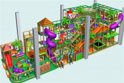 New Type Jungle Playground