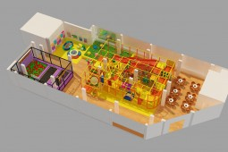 Angel Fun Indoor Playground for Kids and Family Same As At Bill & Bull's Lekland