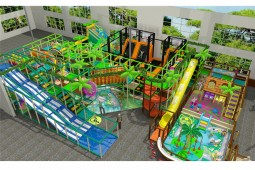 G3.0 Commercial Indoor Playground Equipment