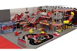 Commercial Children Indoor Playground Equipment