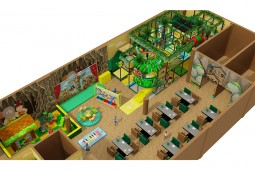 Indoor Playground kids Free Design