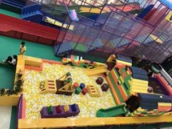 2018 Newest Ads for Indoor Play Structures on October 31st