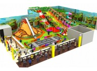 Benefits of Indoor Play Structures at Angle