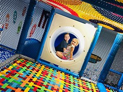 How can indoor playground equipment recover quickly after COVID-19?