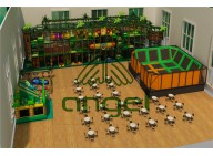 Indoor Kids Play Gym-The Most Suitable Stadium