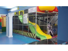 In Indoor Play Equipment, Kids Can be Both a Good Learner and Player