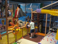 Indoor Play Equipment is the Best Playground to Keep Kids from Getting Sick