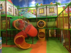 Indoor Playground Equipment Can Help to Educate Kids to Be Self-dependent