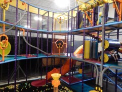 Indoor Playground Equipment Prevent Kids from Becoming Individualists