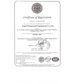 ISO-9001 Certificate of Registration