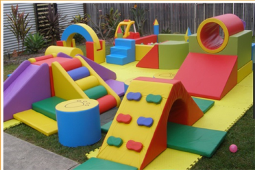 Soft play quipment