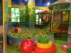 Staying in Indoor Jungle Gym is a Good Way to Avoid Crowd in the Vocation