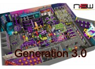 What is Generation 3.0 Family Entertainment Center?