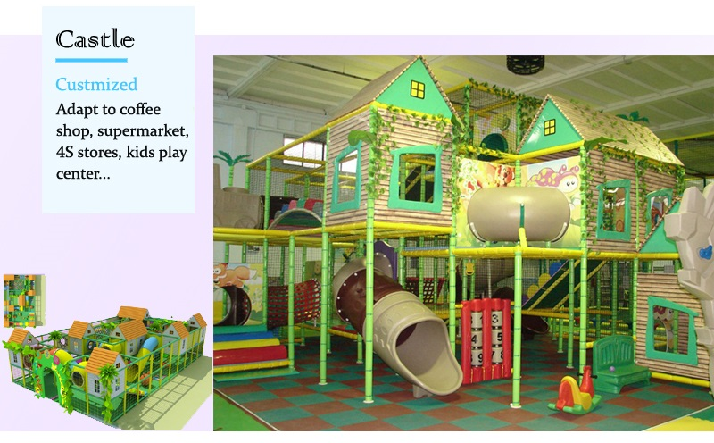 indoor play structures