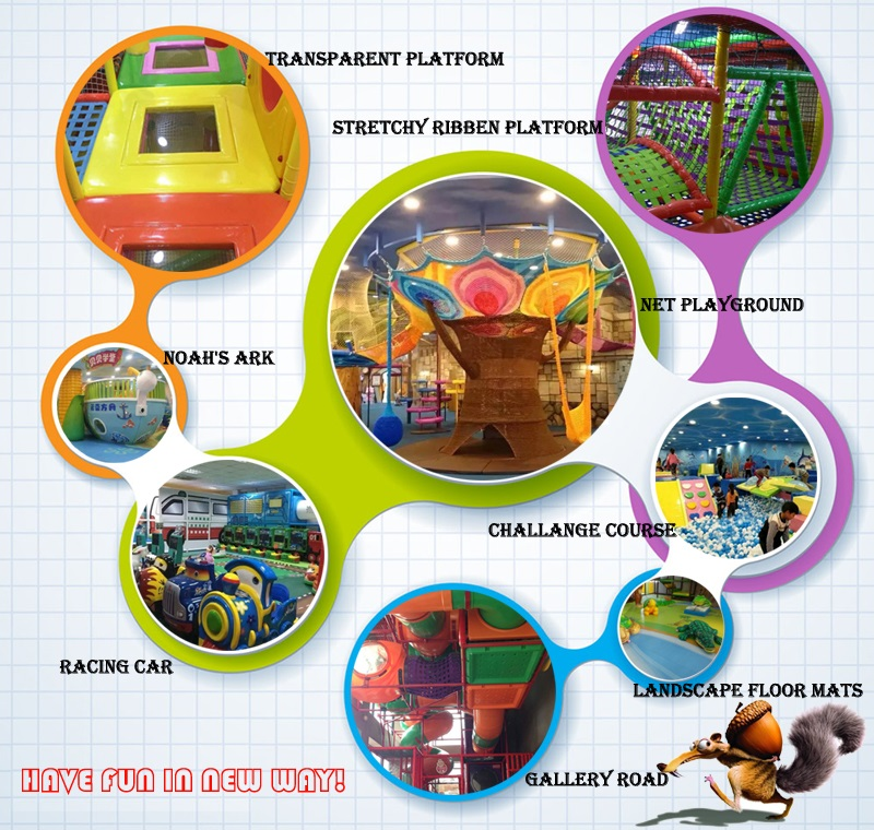 indoor playground oshawa