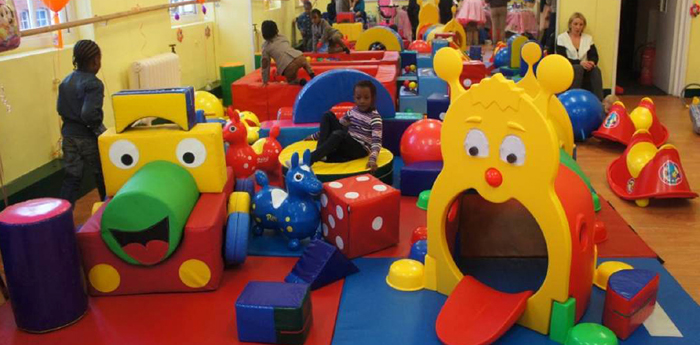 Soft Play Games