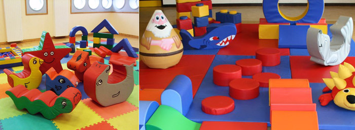 Childre's Soft Play