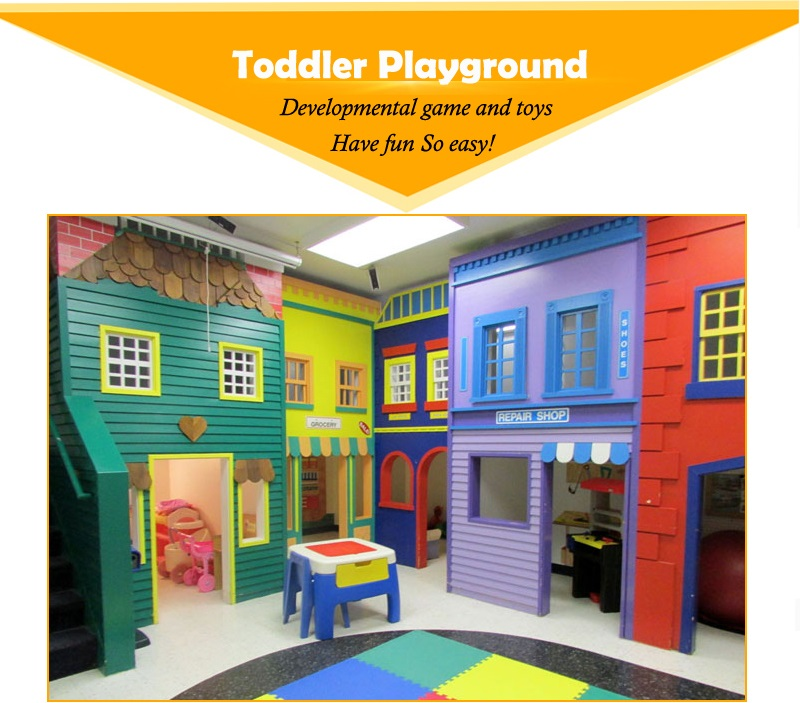 new indoor playground