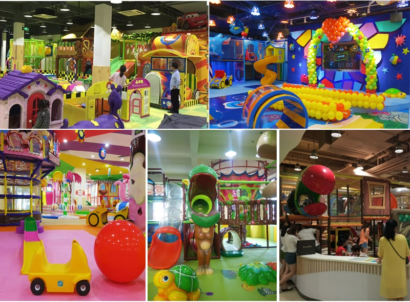 Indoors play manufacture