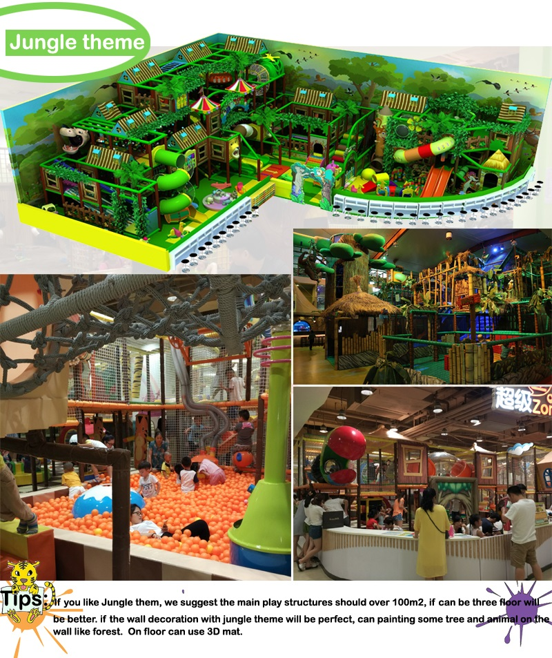 Indoor playground company