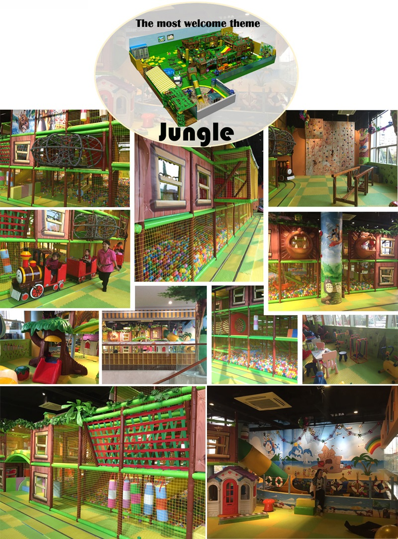 Indoor play supplier