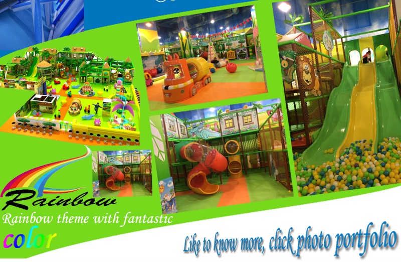 indoor playground europe