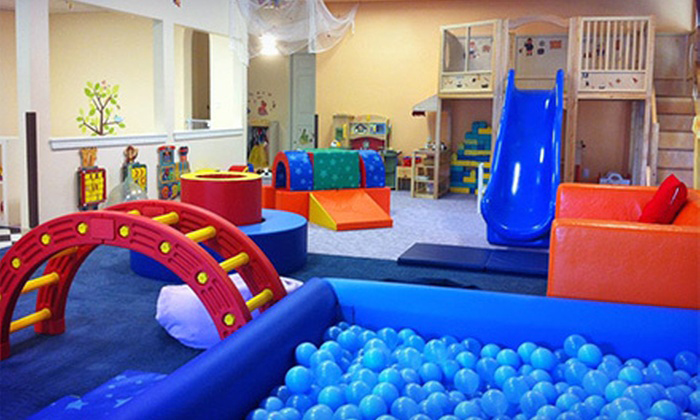 Indoor Childrens Playground Equipment Uk