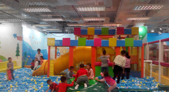 indoor playground for kids