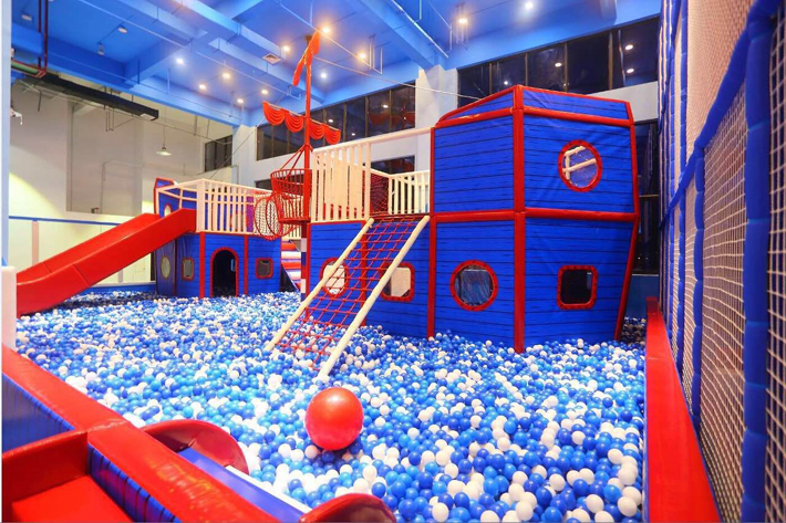 Indoor play area near me