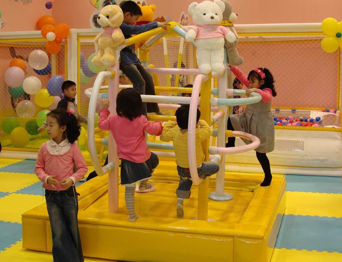 Indoors playground