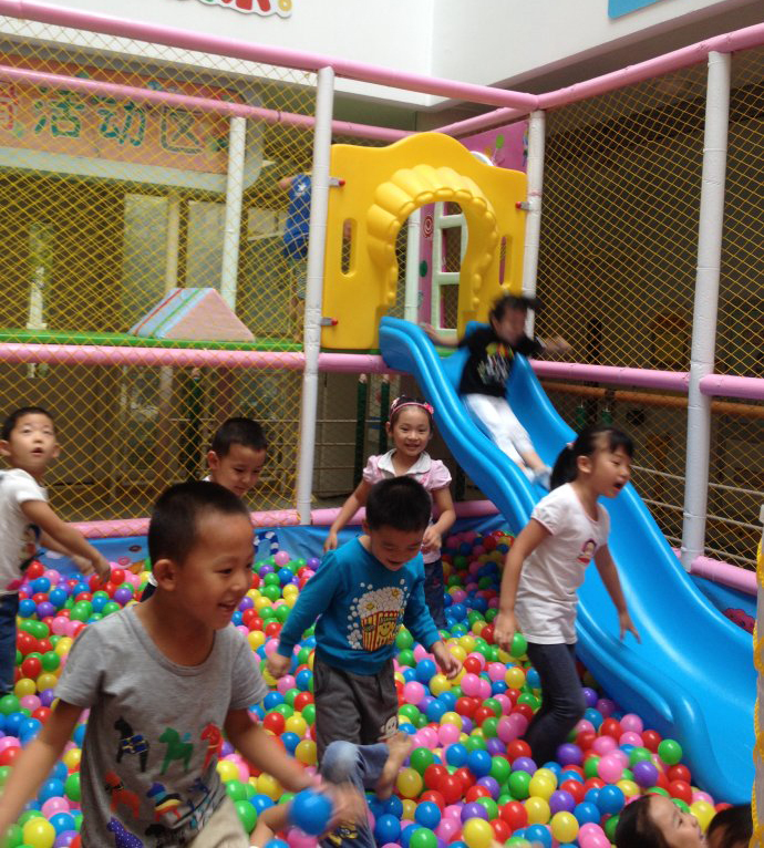 Indoor Play Ground