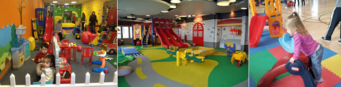 Equipment For Indoor Playground