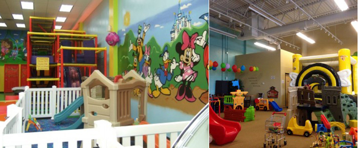 Kids Indoor Playground North York