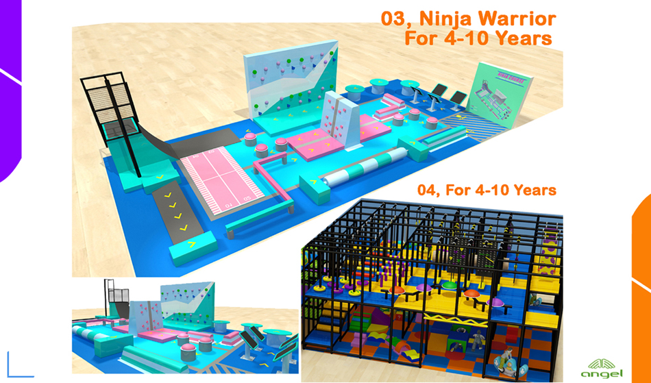 ninja warrior gym